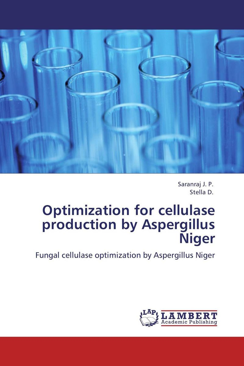 Optimization for cellulase production by Aspergillus Niger augmented cellulase production by mutagenesis of trichoderma viride