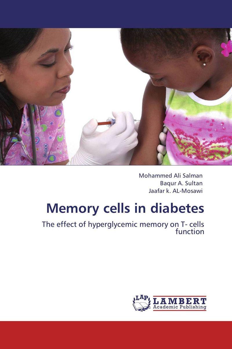 Memory cells in diabetes