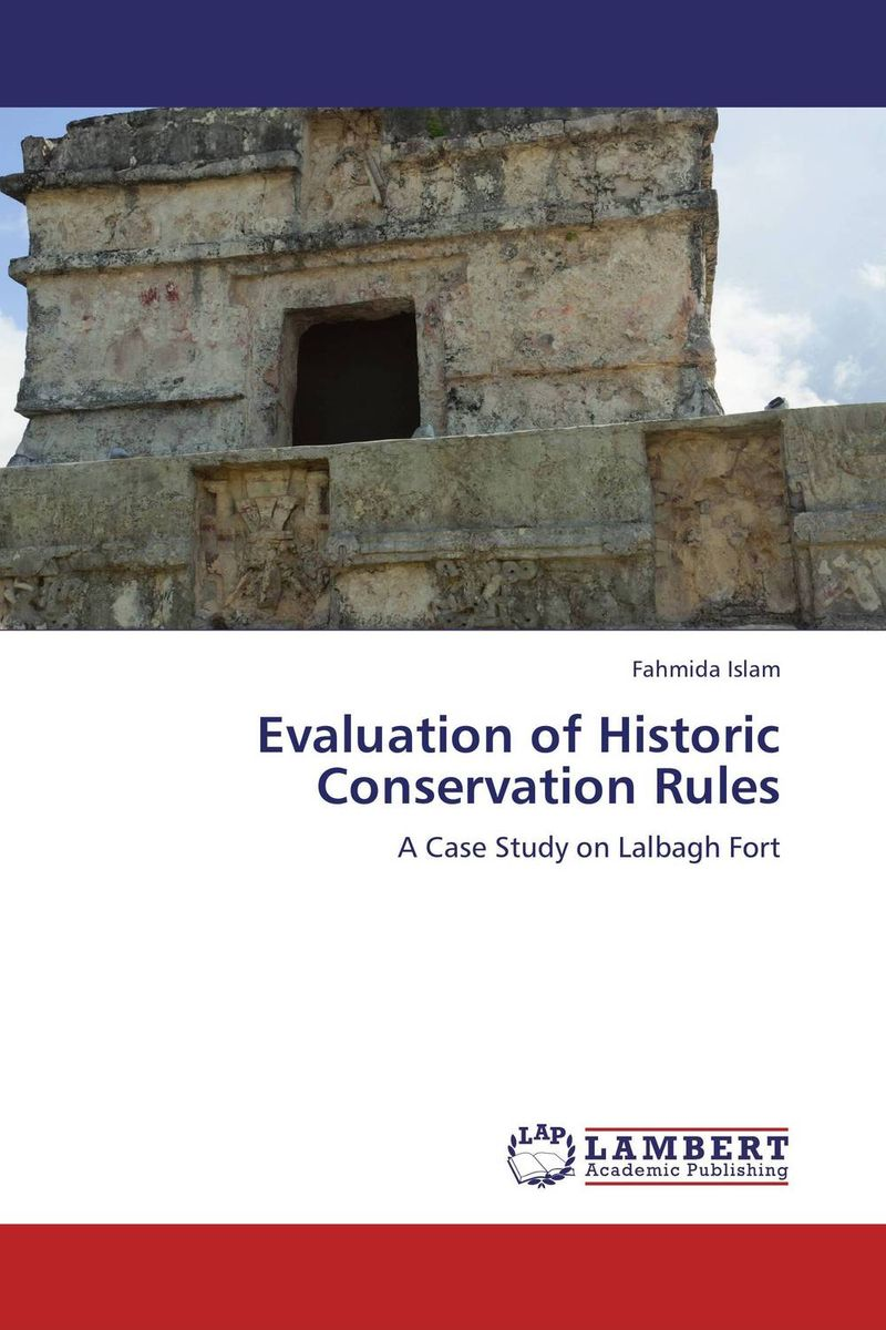 Evaluation of Historic Conservation Rules evaluation of library web sites of select institute of management