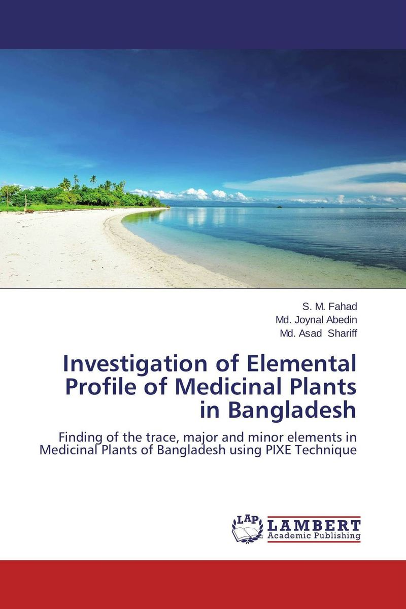 Investigation of Elemental Profile of Medicinal Plants in Bangladesh study on medicinal crop ashwagandha
