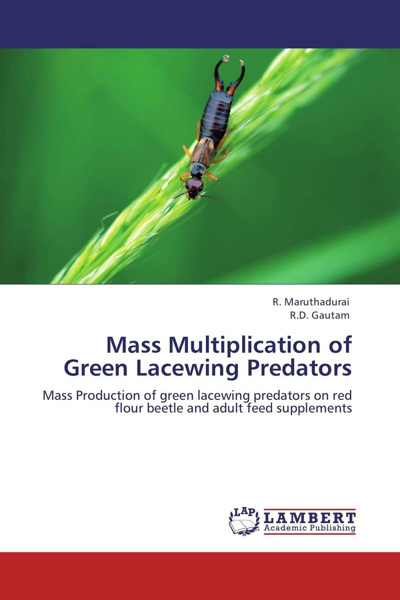 Mass Multiplication of Green Lacewing Predators combined effect of bio pesticides on red flour beetle