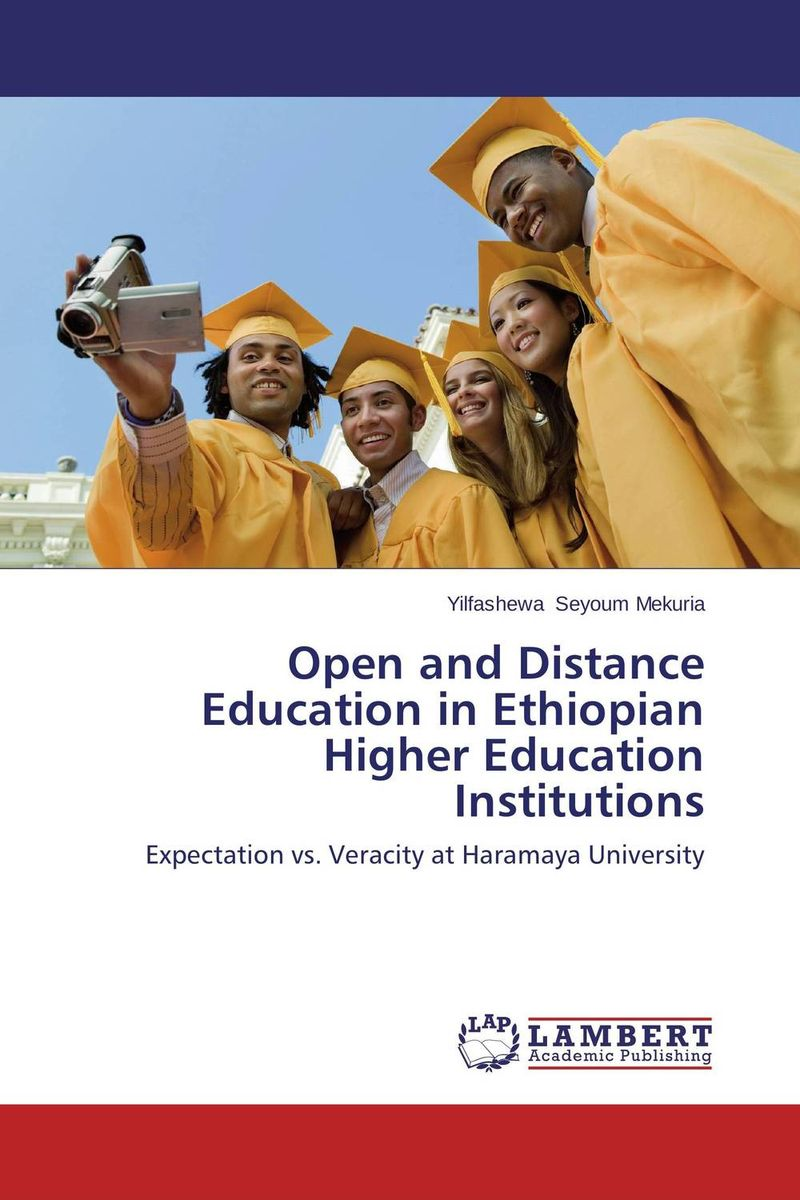 Open and Distance Education in Ethiopian Higher Education Institutions туалетная вода eclat туалетная вода eclat fantasy 100 мл женская