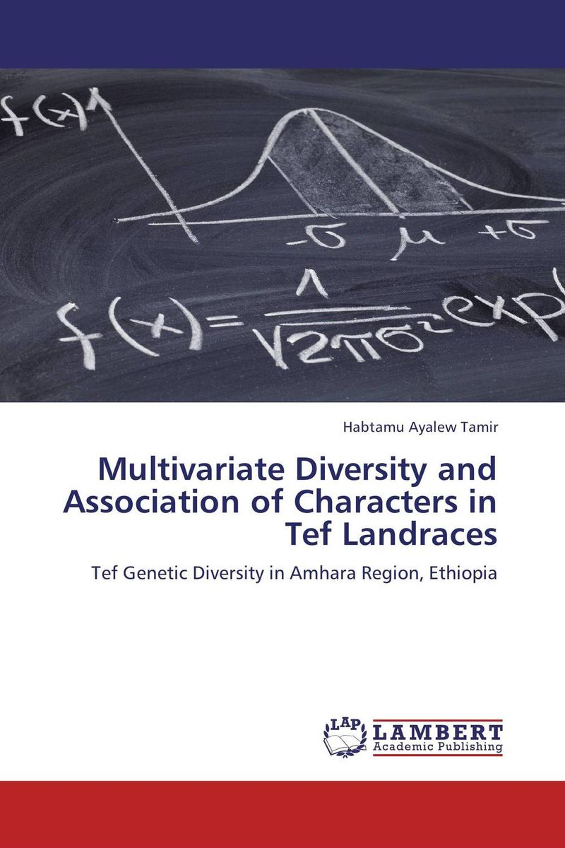 Фото Multivariate Diversity and Association of Characters in Tef Landraces cervical cancer in amhara region in ethiopia