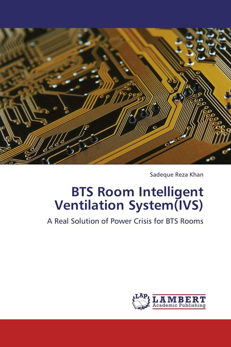BTS Room Intelligent Ventilation System(IVS) controlling an inverted pendulum using microcontroller