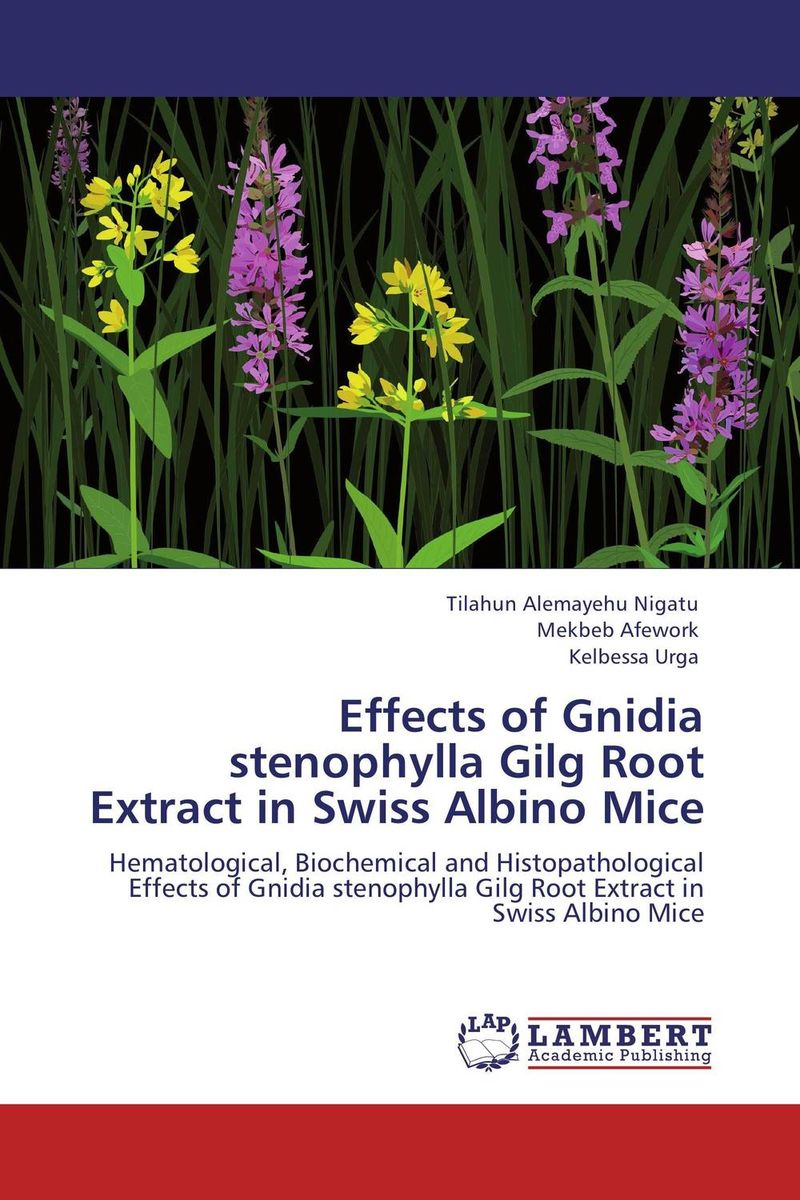 Effects of Gnidia stenophylla Gilg Root Extract in Swiss Albino Mice on sale natural nettle root extract