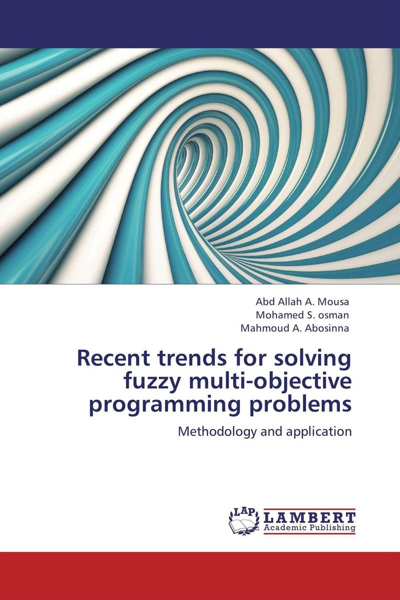 Recent trends for solving fuzzy multi-objective programming problems multiple postmen problems