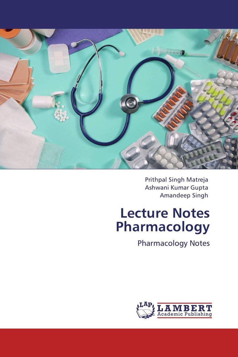 Lecture Notes Pharmacology lecture notes emergency medicine