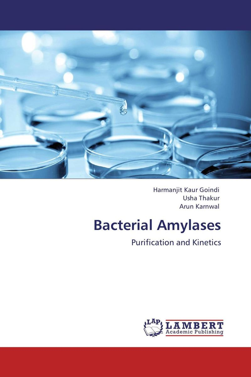 Bacterial Amylases analysis of bacterial colonization on gypsum casts