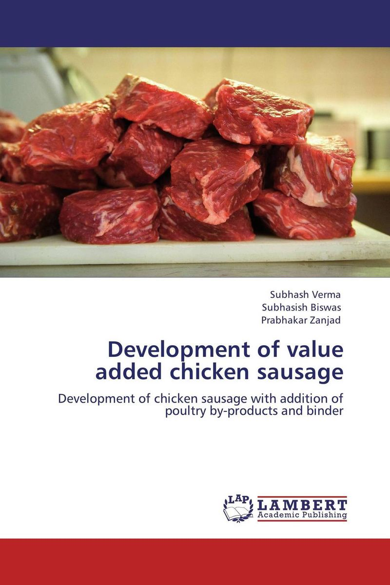 Development of value added chicken sausage