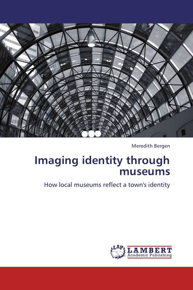 Imaging identity through museums the identity of the i of the confessions of jeremiah