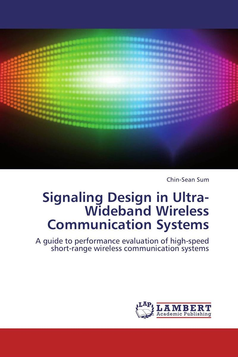 Signaling Design in Ultra-Wideband Wireless Communication Systems