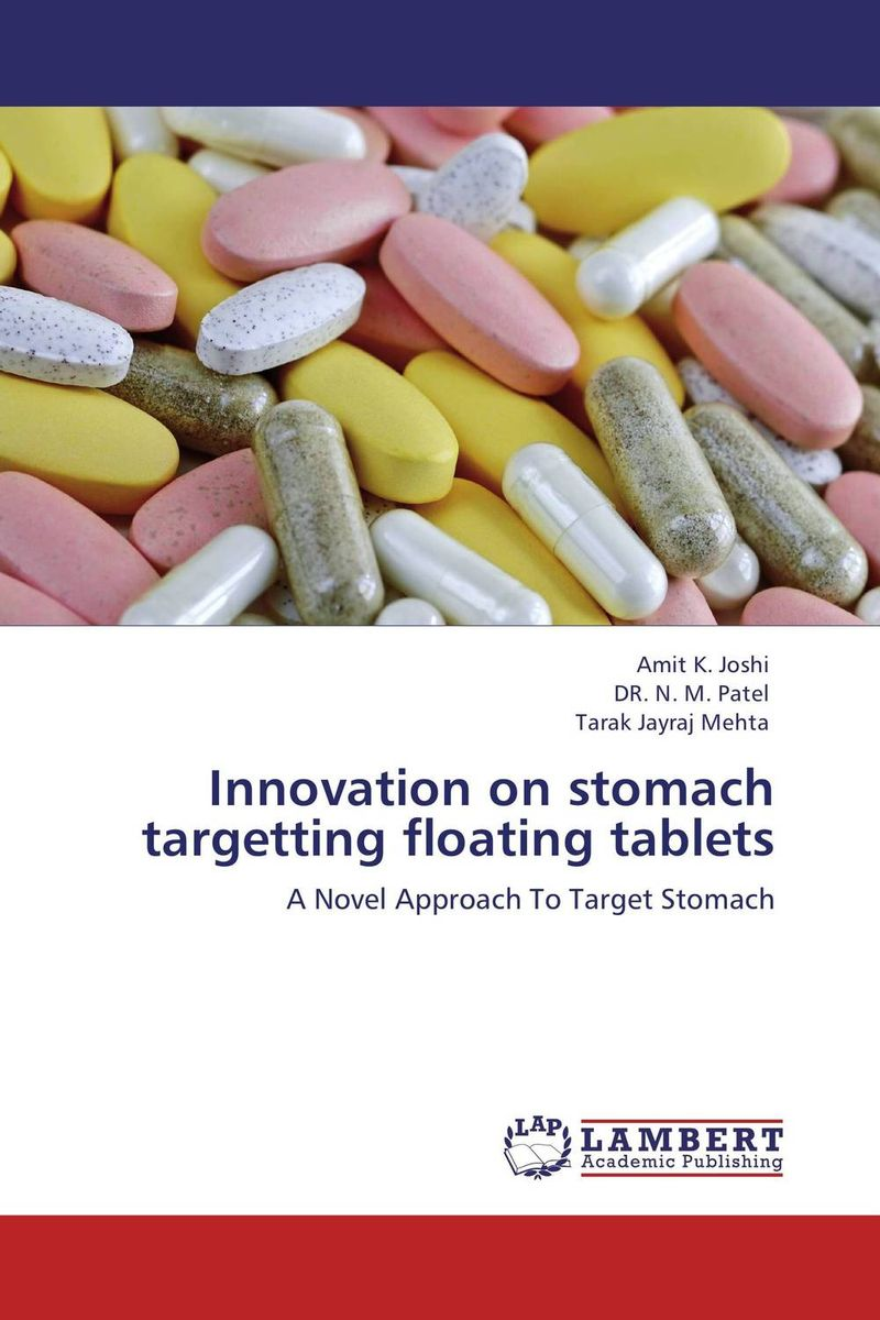 Innovation on stomach targetting floating tablets logged on