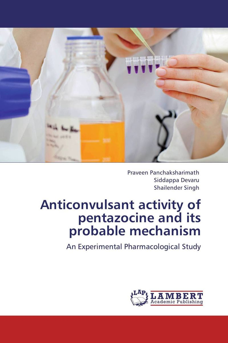 Anticonvulsant activity of pentazocine and its probable mechanism image receptors in radiology