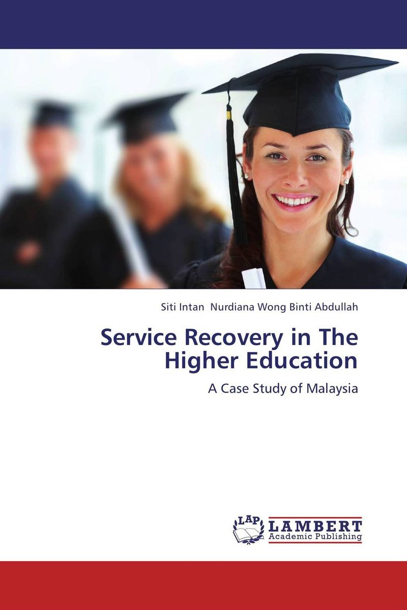 Service Recovery in The Higher Education the salmon who dared to leap higher