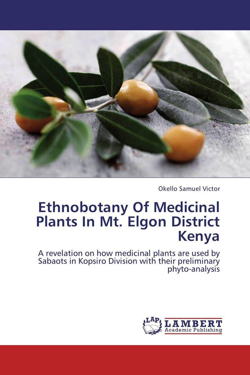 Ethnobotany Of Medicinal Plants In Mt. Elgon District Kenya economical importance of medicinal plants in dhudial chakwal pakistan