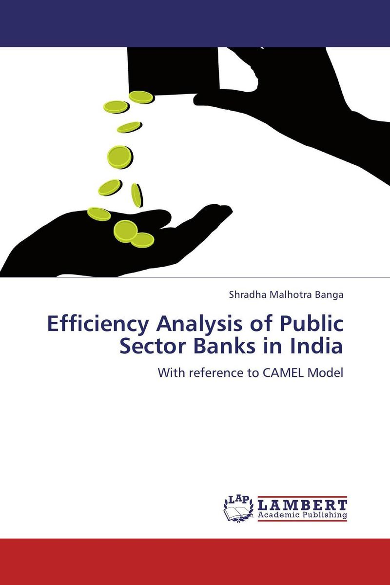 купить Efficiency Analysis of Public Sector Banks in India недорого