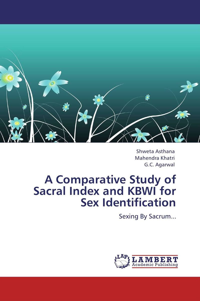 A Comparative Study of Sacral Index and KBWI for Sex Identification wiener index of graphs