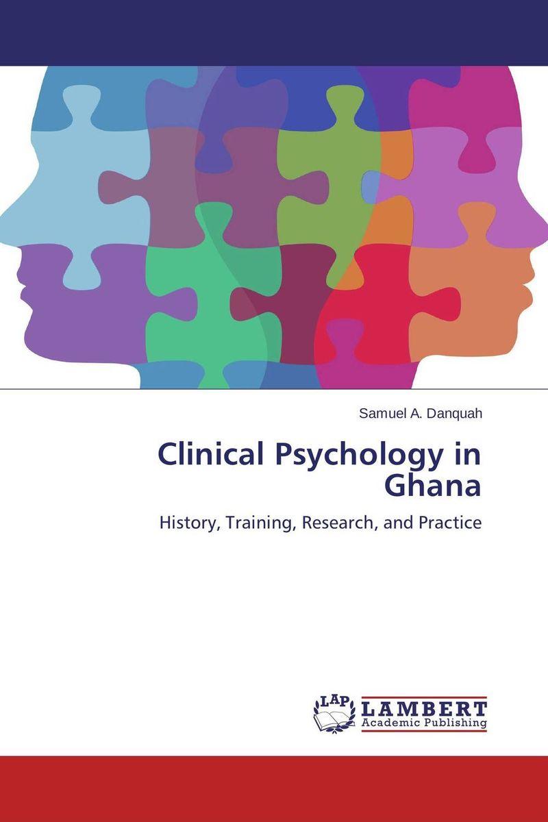 купить Clinical Psychology in Ghana недорого