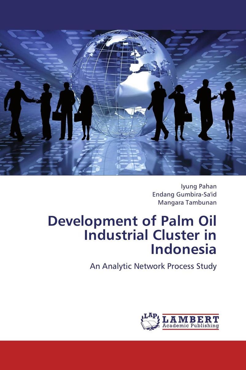 Development of Palm Oil Industrial Cluster in Indonesia utilization of palm oil mill wastes
