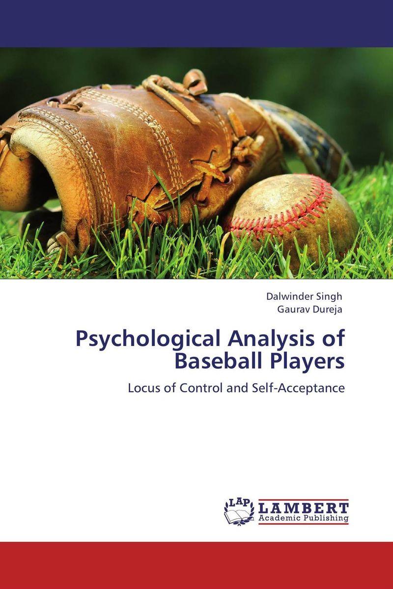 Psychological Analysis of Baseball Players