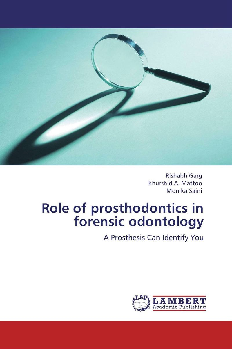 Role of prosthodontics in forensic odontology forensic odontology page 7