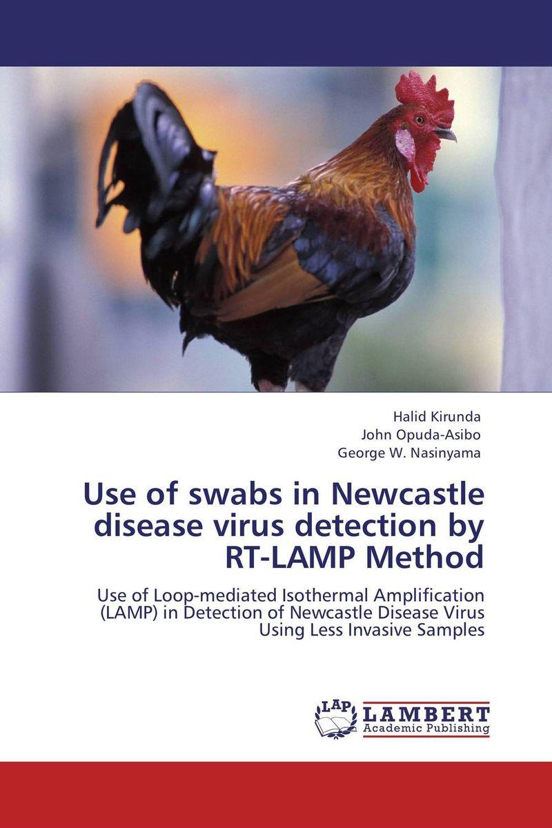 Use of swabs in Newcastle disease virus detection by RT-LAMP Method suresh p marek s disease virus