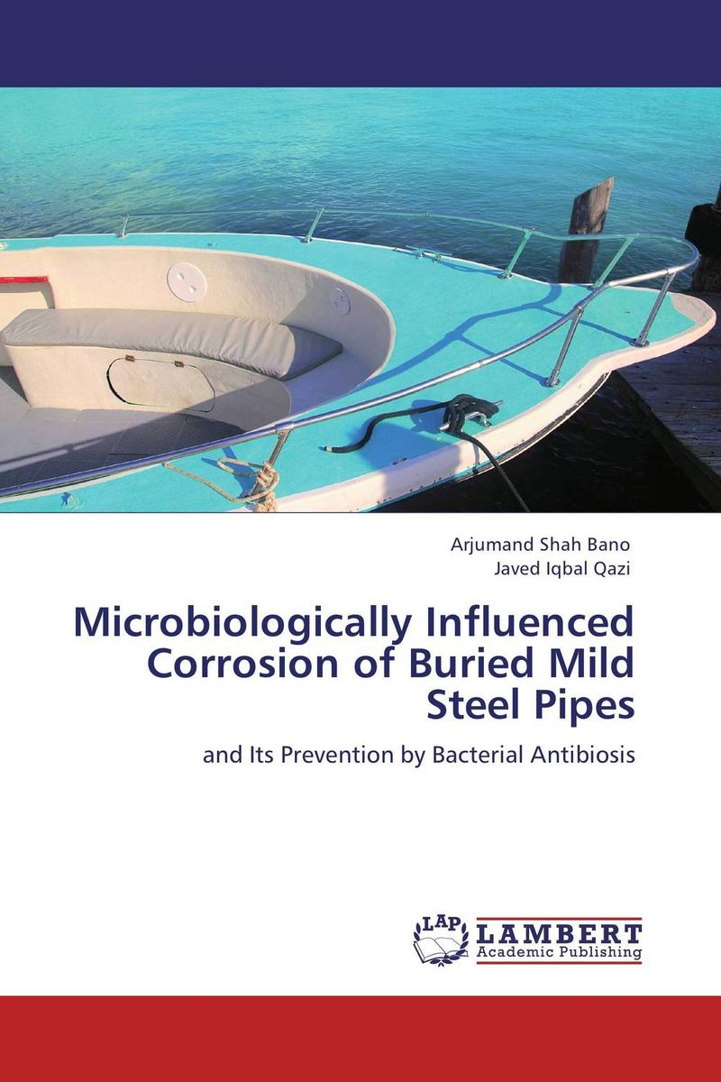 Microbiologically Influenced Corrosion of Buried Mild Steel Pipes