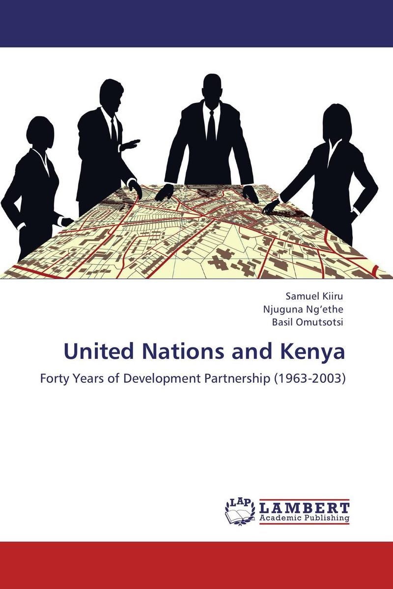 United Nations and Kenya united as one