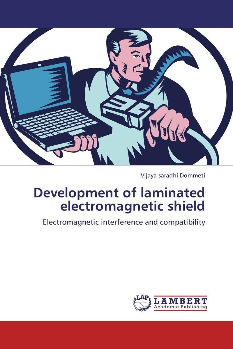 Development of laminated electromagnetic shield dynamic development витаминно минеральный комплекс dynamic development magnesium synergy 25амп х 11мл