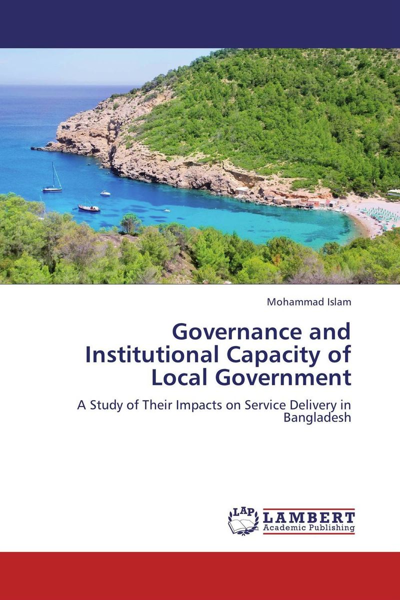 Governance and Institutional Capacity of Local Government