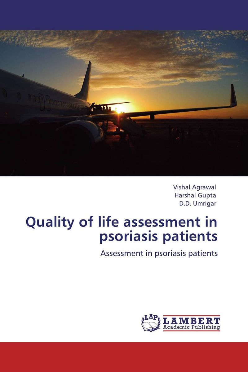 Quality of life assessment in psoriasis patients santal psychiatric patients