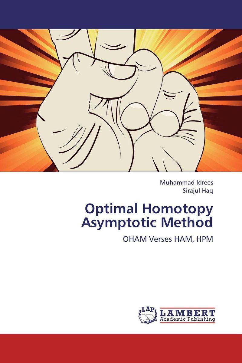 Optimal Homotopy Asymptotic Method csikszentmihalyi m flow the psychology of optimal experience