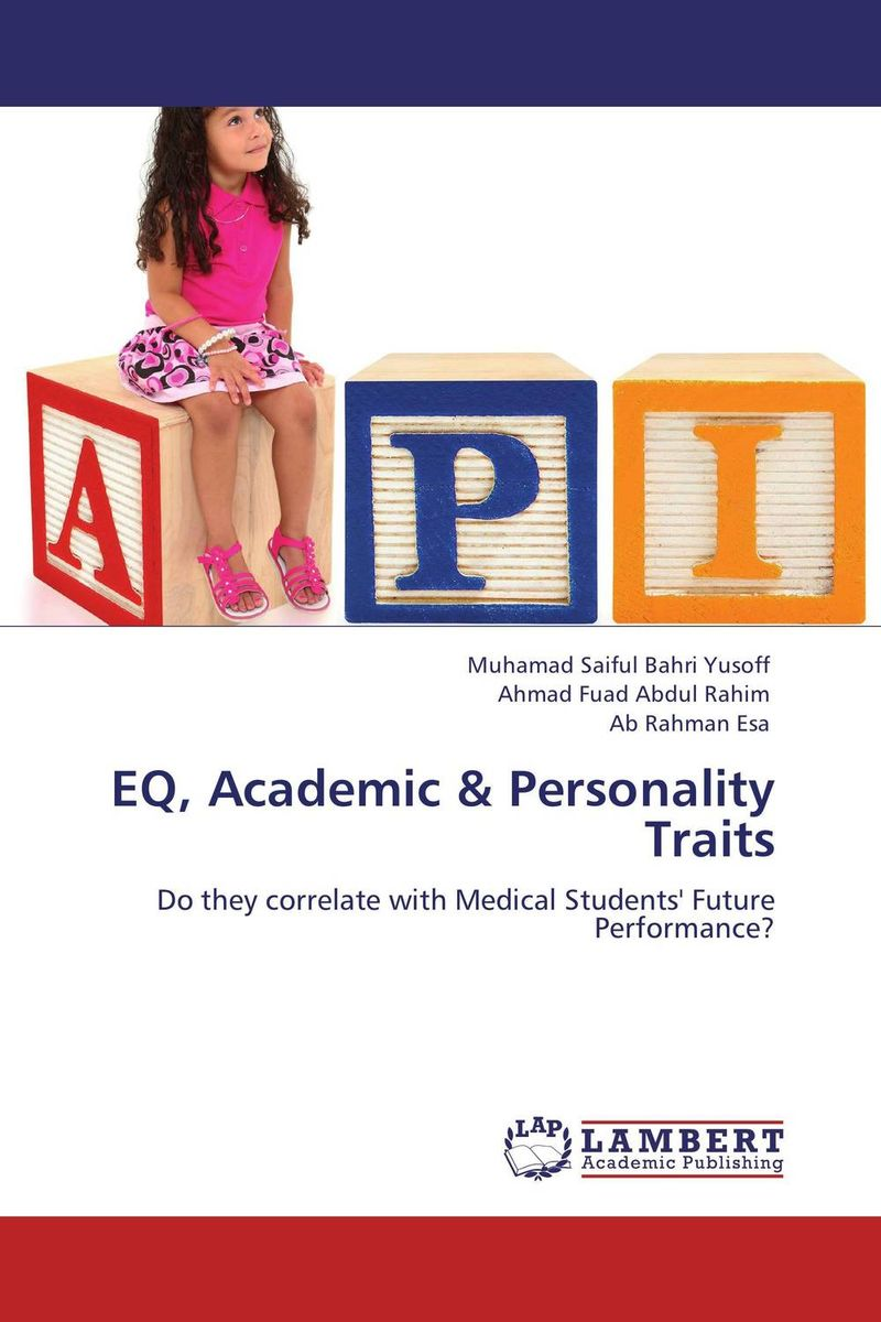 EQ, Academic & Personality Traits personality traits and interpretaion