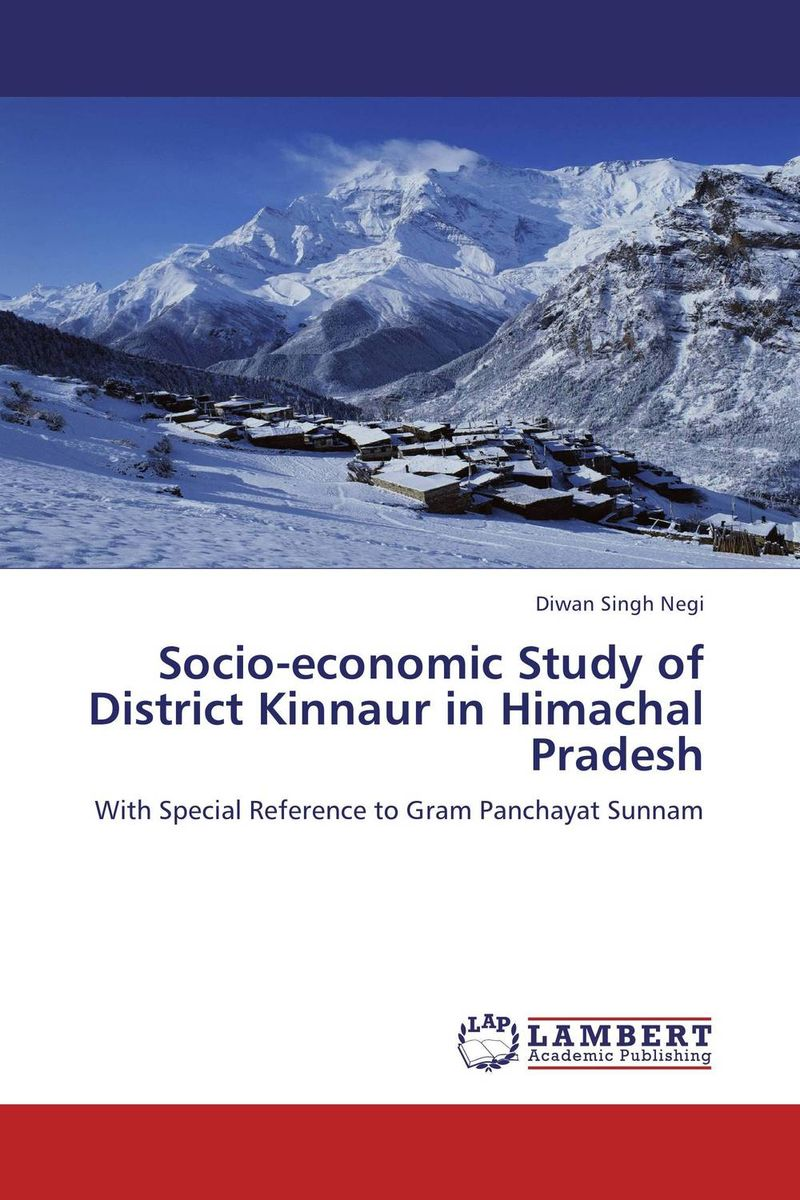Socio-economic Study of District Kinnaur in Himachal Pradesh gender and socio economic wellbeing of older persons in nigeria