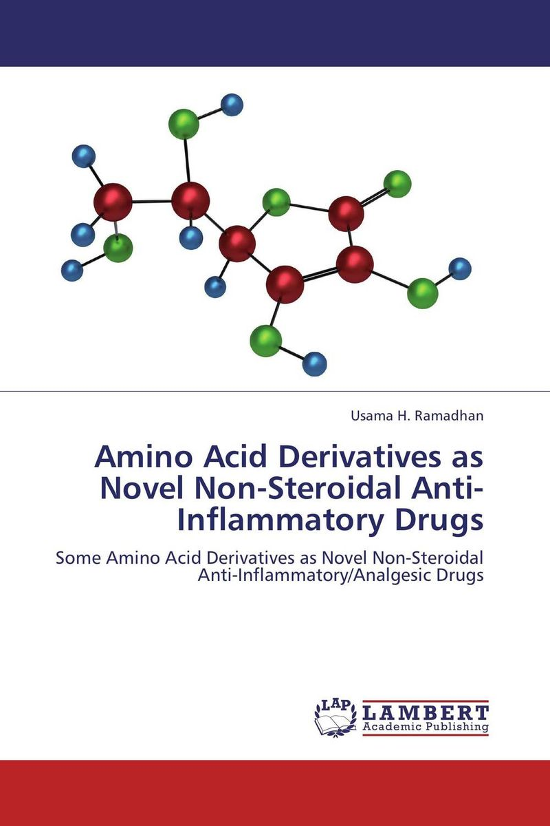 цена на Amino Acid Derivatives as Novel Non-Steroidal Anti-Inflammatory Drugs