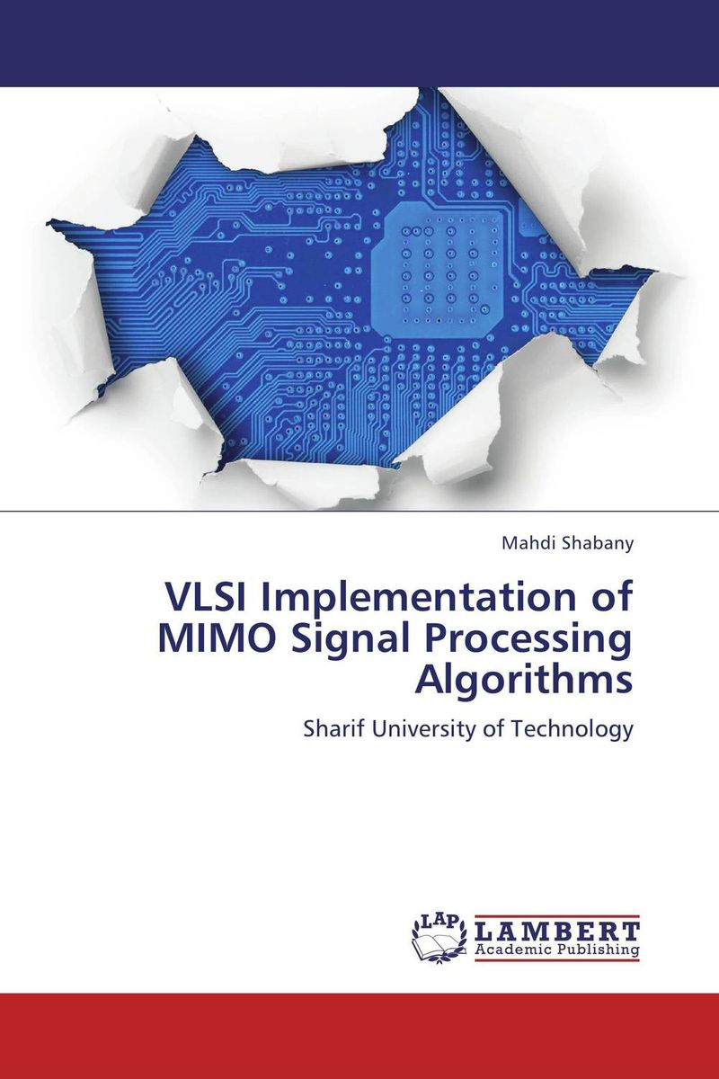 VLSI Implementation of MIMO Signal Processing Algorithms higher than the eagle soars a path to everest