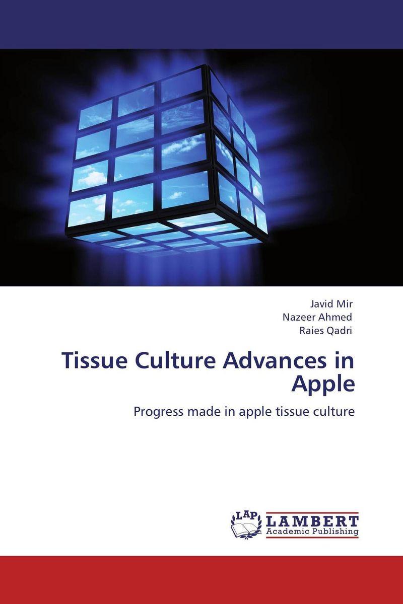 Tissue Culture Advances in Apple