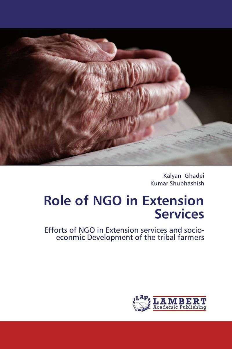 Role of NGO in Extension Services the role of evaluation as a mechanism for advancing principal practice