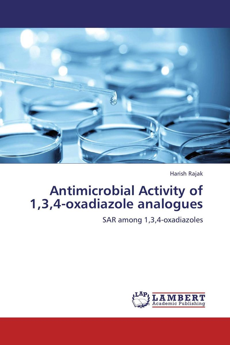 Antimicrobial Activity of 1,3,4-oxadiazole analogues antimicrobial activity of brownlowia tersa