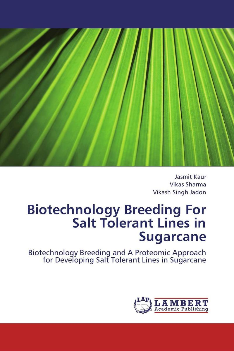Biotechnology Breeding For Salt Tolerant Lines in  Sugarcane adding value to the citrus pulp by enzyme biotechnology production