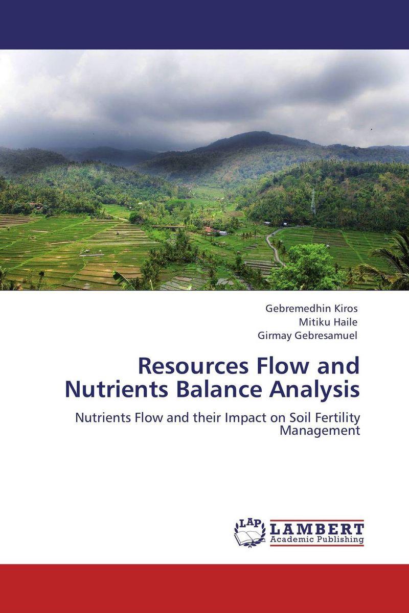 Resources Flow and Nutrients Balance Analysis 7days мини круассаны с кремом какао 300 г