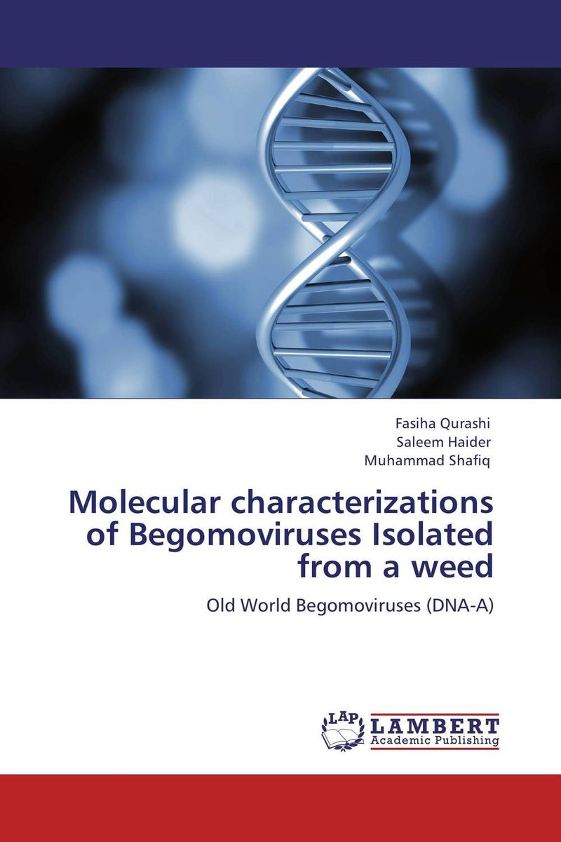 Molecular characterizations of Begomoviruses Isolated from a weed mf2300 f2