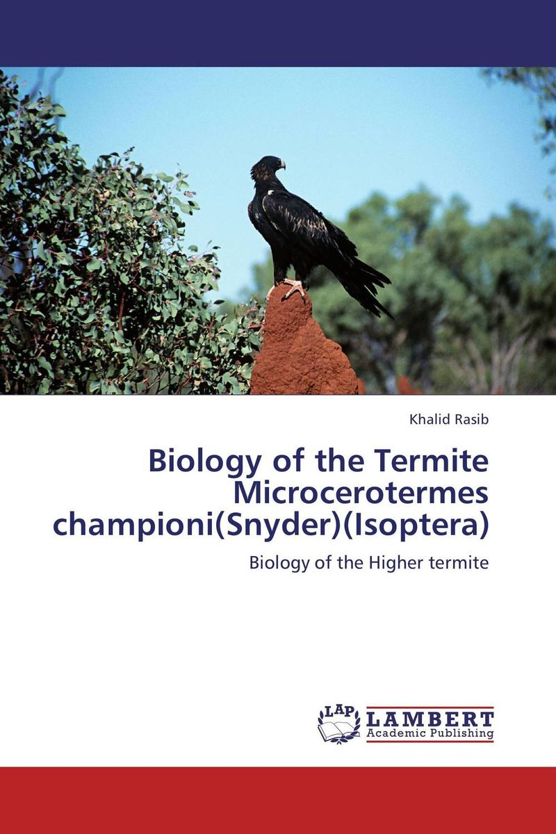 Biology of the Termite Microcerotermes championi(Snyder)(Isoptera) the lighye caste system