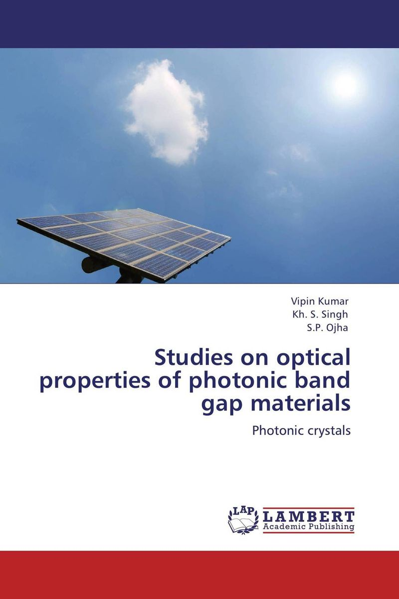 Studies on optical properties of photonic band gap materials simranjeet kaur amaninder singh and pranav gupta surface properties of dental materials under simulated tooth wear