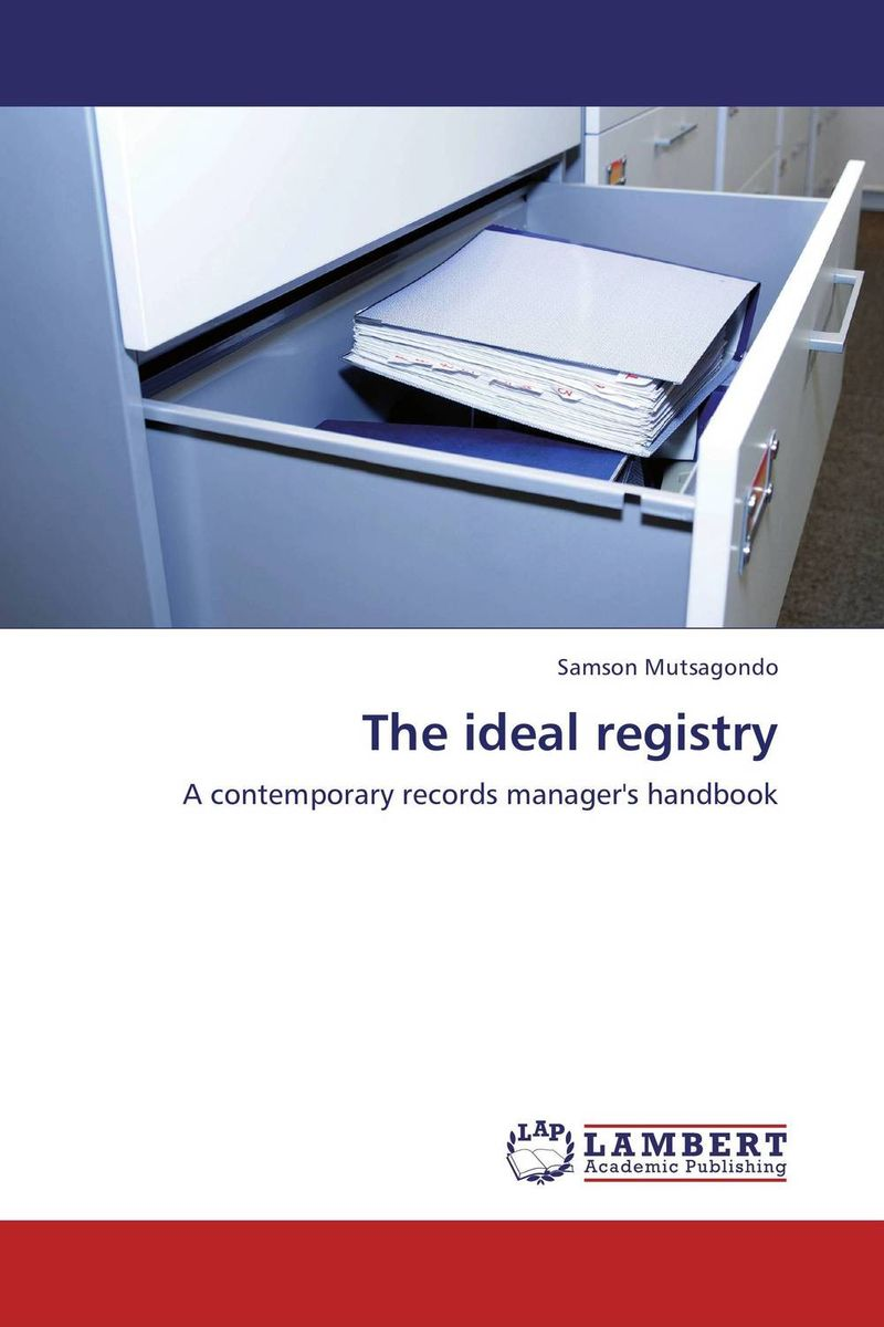 The ideal registry freedom of information implications for records management in ghana