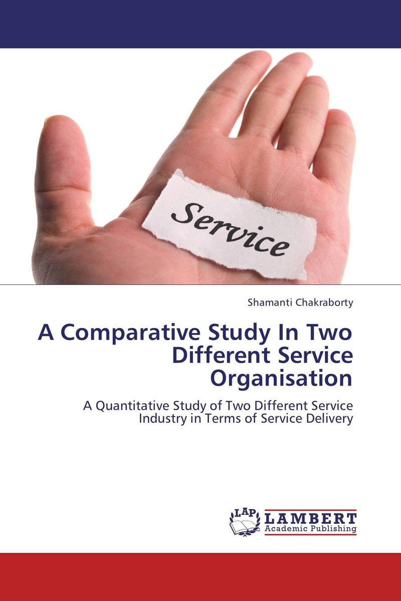 A Comparative Study In Two Different Service Organisation supervised delivery services in ghana