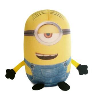 СмолТойс Игрушка-антистресс Миньон Стюарт 15 см