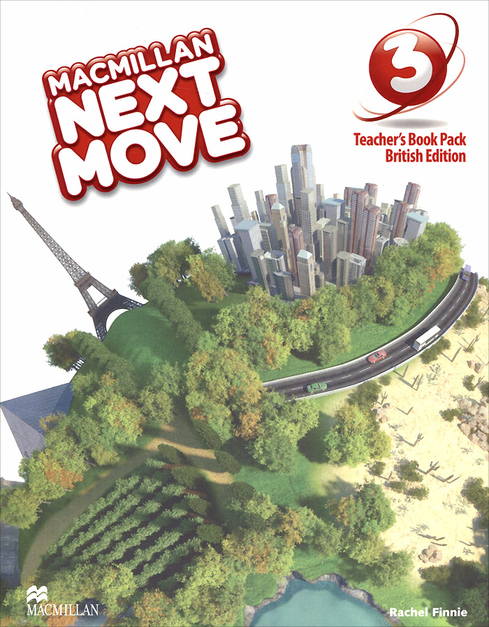 Macmillan Next Move 3: Teacher's Book Pack next move british english level 2 teacher s book pack