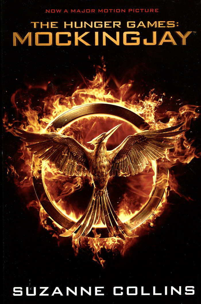 The Hunger Games: Mockingjay catching fire hunger games book 2