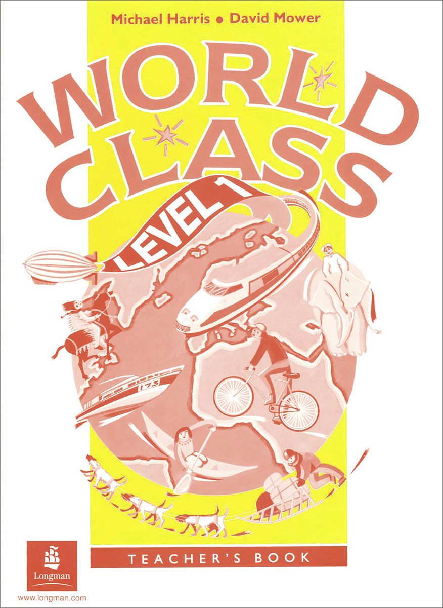 World Class: Teachers Book: Level 1 world class level 3 students book page 3